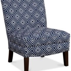 Accent Chair Blue Covers Wedding Wakefield Chairs And Recliners Macy S Coryn Fabric Quick Ship