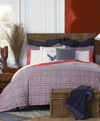 Tommy Hilfiger Timeless Plaid Bedding Collection - Bedding ...