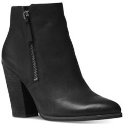 Kitchen Stores Denver Home Depot Cabinets In Stock Michael Kors Zippered Booties - Boots Shoes Macy's