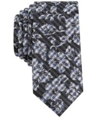 Bar III Men's Waverly Floral Slim Tie, Only at Macy's ...