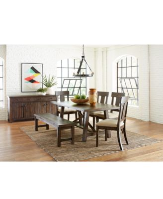 closeout living room furniture sets ikea ember 6 piece dining set created