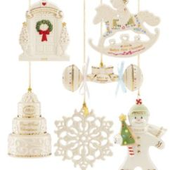 Lenox Christmas Chair Covers Bamboo Saucer Ornaments Macy S 2018 Annual