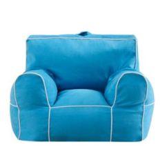 Teal Bean Bag Chair Distressed Kitchen Chairs Dwell Home Inc Kids Microfiber Macy S