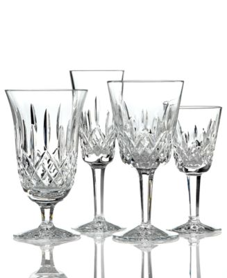 Waterford Stemware Lismore Collection  Shop All