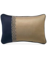 "Croscill Imperial 18"" x 12"" Decorative Pillow"