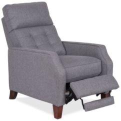Push Back Chair Owl High Furniture Elora Fabric Pushback Recliner Macy S