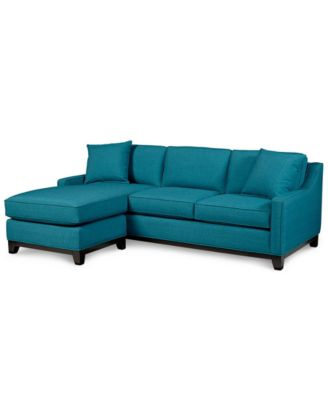 sectional sofa bed new york leather bonded keegan fabric 2-piece - furniture macy's