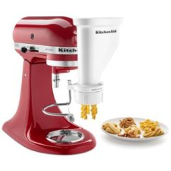 Kitchen Aid Products Sinks Lowes Kitchenaid Ksmpexta Pasta Press Stand Mixer Attachment Small Main Image