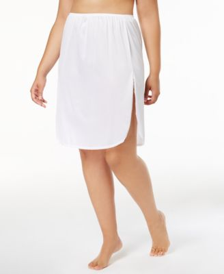 Main image also vanity fair women   plus sizes daywear solutions half slip rh macys