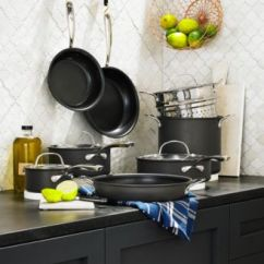Macy's Kitchen Sets Cabinets Kings Lagostina Nera Nonstick 12 Pc Cookware Set Main Image