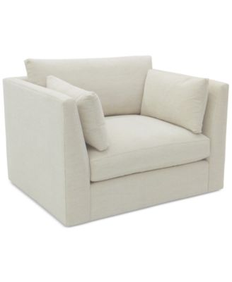 kendrick sleeper chair and a half boon flair pedestal high gray green shop for buy kala 47 fabric