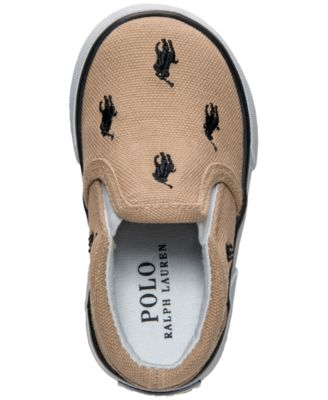 Polo Ralph Lauren Toddler Boys' Bal Harbour Repeat Casual Sneakers from Finish Line & Reviews - Finish Line Athletic Shoes - Kids - Macy's