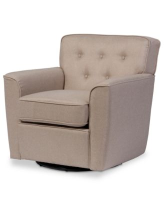 radford accent tub chair painting fabric seats swivel chairs and recliners macy s atallo lounge quick ship
