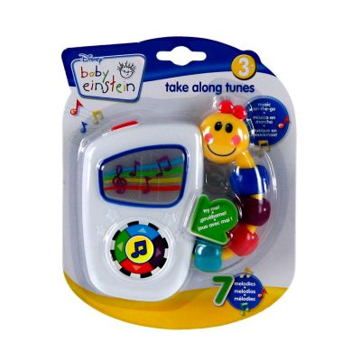 Toysmith Baby Einstein Take Along Tunes Musical Baby Toy