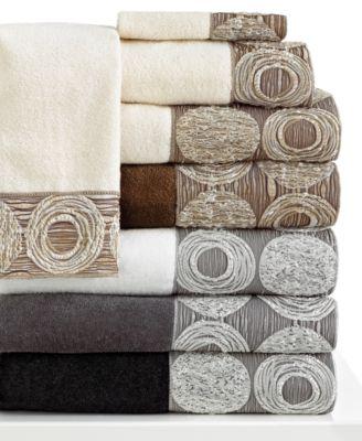 Avanti Bath Towels Galaxy Collection  Bath Towels  Bed