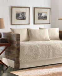 Tommy Bahama Home Nassau Ivory Daybed Set - Bedding ...