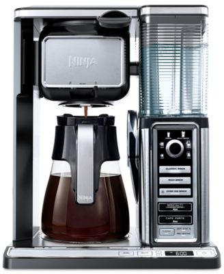Ninja CF091 Coffee Bar Glass Carafe System  Electrics