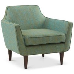 Unique Accent Chairs Hanging Chair Without Stand Macy S Deklin Quick Ship