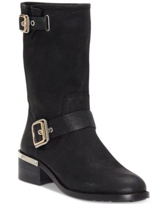 Women   windy moto boots also vince camuto shoes macy rh macys