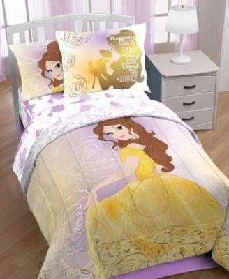 Disneys Beauty  The Beast Belle En Rose 7Pc