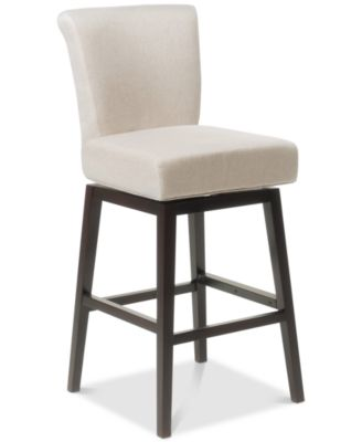 macy stool chair grey chairs at cosco noble house grantz swivel bar quick ship furniture s
