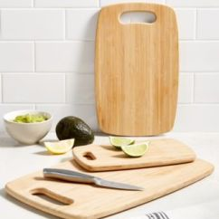 Macy's Kitchen Sets Digital Scales Martha Stewart Collection Cutting Boards Set Of 3 Created For Main Image