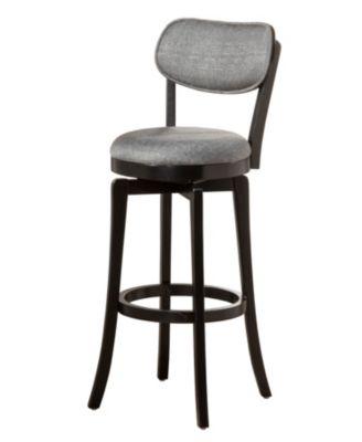 macy stool chair grey amazon uk garden covers hillsdale sloan swivel counter home s 424 00