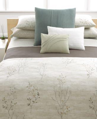 Calvin Klein Home Briar Bedding Collection  Bedding