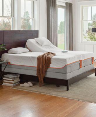 TempurPedic Ergo Premier Gray Adjustable Beds