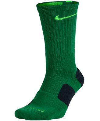 Nike Mens Athletic Elite Performance Basketball Socks