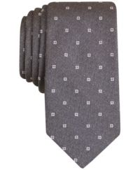 Bar III Men's Mitchell Neat Slim Tie, Only at Macy's ...