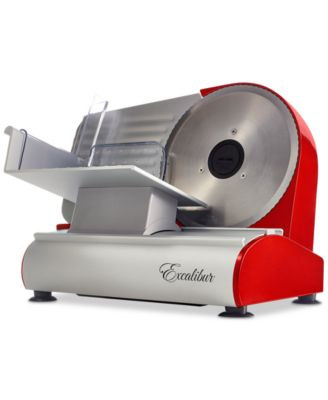 kitchen food slicer zephyr hood omega excalibur red small appliances macy s main image