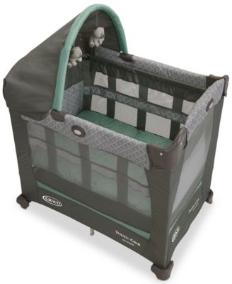 Playpen With Bassinet Babies R Us : playpen, bassinet, babies, Graco, Travel, Stages, ModeSens