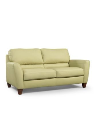 amalfi sofa macys jennifer sleeper sofas reviews almafi leather - furniture macy's