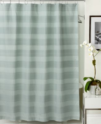 CLOSEOUT Hotel Collection Woven Pleat Shower Curtain Shower Curtains Amp Accessories Bed