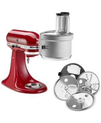 kitchen aid products ikea installation cost kitchenaid ksm2fpa stand mixer exactslice food processor attachment main image