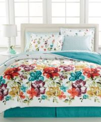 Haven 8 Piece Queen Bedding Ensemble - Bed in a Bag - Bed ...