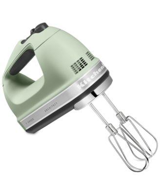 macys kitchen aid artisan mixer kitchenaid khm7210 architect 7 speed hand created for macy s main image