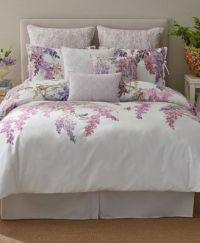 Sanderson Wisteria Falls Bedding Collection