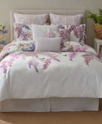 Sanderson Wisteria Falls Bedding Collection - Bedding ...