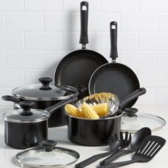Macy's Kitchen Sets Solid Wood Table Tools Of The Trade Nonstick 13 Pc Cookware Set Created For Macy S Main Image