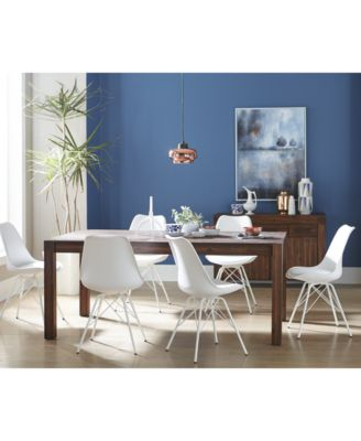 Create Your Look Mix  Match Dining Table  Quick Ship