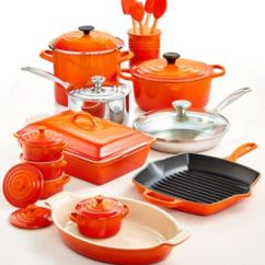 Macy's Kitchen Sets Round Drop Leaf Table Le Creuset Multi Materials 20 Pc Cookware Set Created For Macy S Main Image