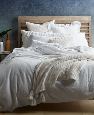 Lucky Brand Ventura Waffle Duvet Cover Sets Created For