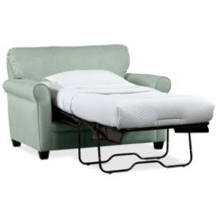 Sleeper Chair Guest Office Chairs Furniture Kaleigh 55 Fabric Single Bed Custom