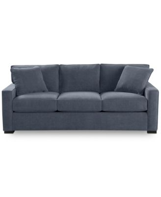 sofas at macys rv air bed sleeper sofa furniture radley 86 fabric custom colors created for macy s