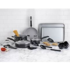Macy's Kitchen Sets Remodeling Birmingham Mi Cuisinart 24 Pc Aluminum Cookware Set Created For Macy S