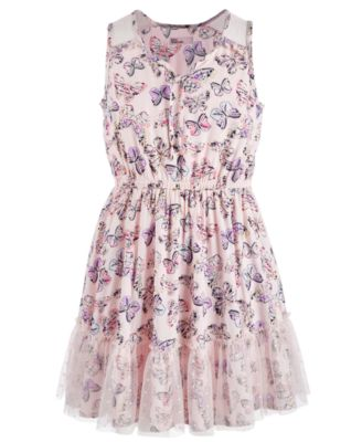 Epic threads big girls butterfly print dress created for macy   also kids clothing rh macys