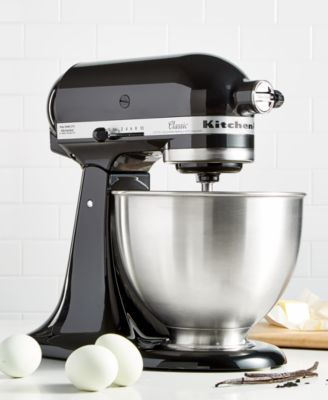 kitchen aid 5 qt mixer the home and store kitchenaid ksm150ps artisan stand small appliances k45ssob classic