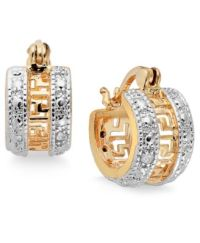 Victoria Townsend 18k Rose Gold over Sterling Silver ...